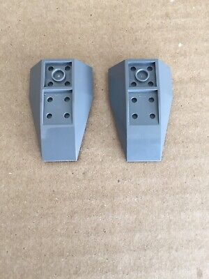 Lego Wedge 6x4 4x6 Inverted Curved 4856 Dark Gray Choose Quantity