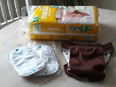 Glenndarcy Female Dog Nappy Diaper Urine Incontinence Coffee Poppers Pads