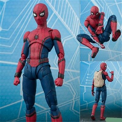 Bandai Figure Spider Man Homecoming collection