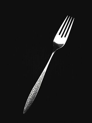 """🍴Wallace Sterling Silver Spanish Lace Dinner Fork - 7 5/8""""  👍"""