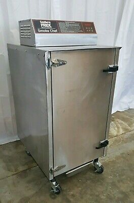 SOUTHERN PRIDE commercial SMOKER model SC200 SMOKE CHEF