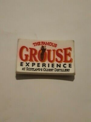 Fridge magnet The Famous Grouse Experience