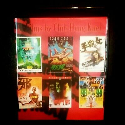 Chih Hung Kuei 6 Film Collection Bluray Con Exclus Boxers Omen Shaw Brothers Bro