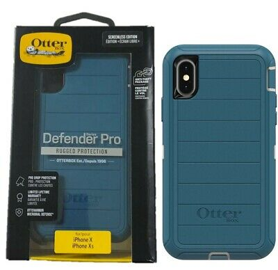 OtterBox Defender Series Pro with Holster for Apple iPhone XS iPhone X Big Sur