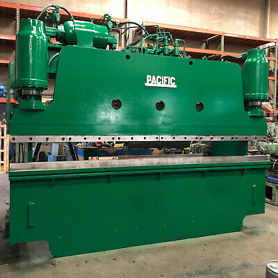 500 TON X 12' Pacific Hydraulic Press Brake - $59,500 00