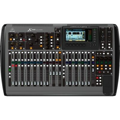 Behringer X32 Digital Mixing Console (40-Channel 25-Bus)