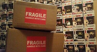 Guarenteed 1 VAULTED + 1 EXCLUSIVE Funko pop mystery box 2 pops total! RTS