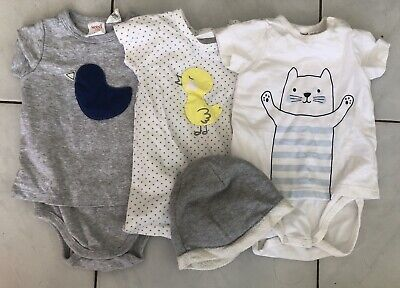 Seed Baby Clothing Bundle - Size 0-3months