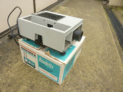 Slide Projector Hanimex plus 10 Rotary Magazines