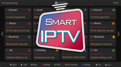 1 Month Iptv Subscription Firestick Mag Android Ios Smart Iptv Smart Tv