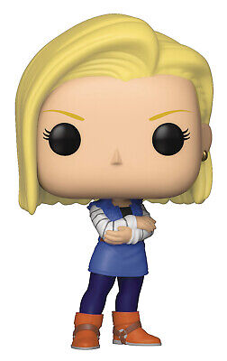 Funko Pop Animation No530 - Dragon Ball Z - Android 18 Vinyle Figurine