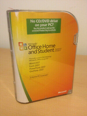 Microsoft Office 2007 - Office Home & Student - (USED)