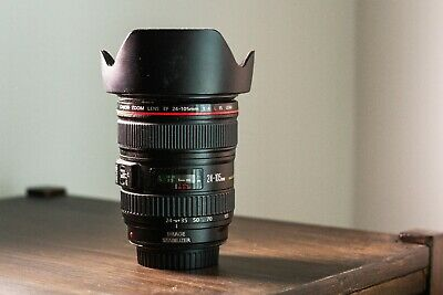 Canon 24-105mm f4L IS - GOOD condition