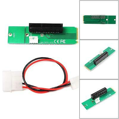 High Quality  M.2 NGFF SSD to PCI-e Express 4X Converter Adapter Card Hot Sale