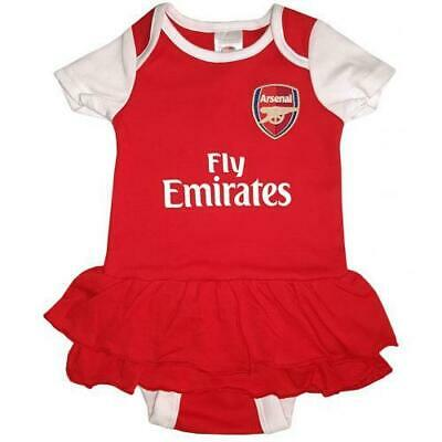 AFC Arsenal FC Baby Girls Kit Tutu 2019//20 Season 3-6 Months