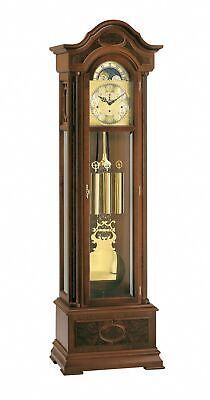 Grandfather clock walnut from Kieninger KN 0107-23-01 NEW