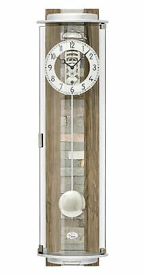 Regulator wall clock, 8 day running time from AMS AM R2716 NEW