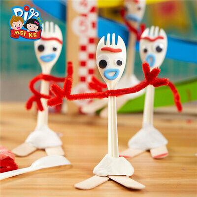 2019 New Make Your Own Forky from Toy Story 4 UK-STOCK-FREE MAIL