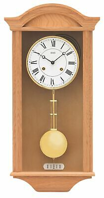 Regulator wall clock, 14 day running time from AMS AM R614/5 NEW