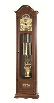 Grandfather clock walnut from AMS AM S2022/1 NEW