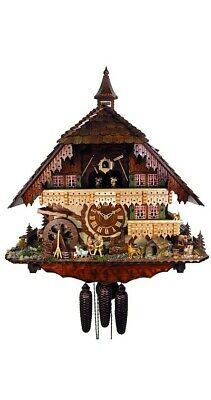 Cuckoo Clock of the year 2011 Mill house in the Gutach valley 5.8877.01.P NEW