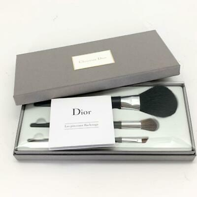 Dior Makeup Brush Set of 3 in Box Promo Gift New