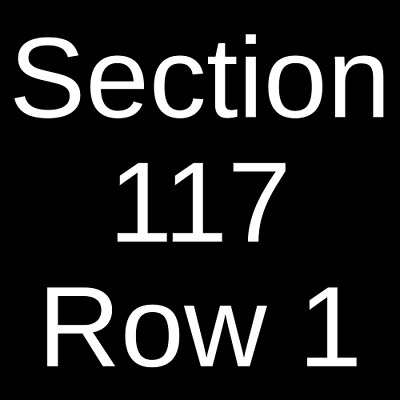 2 Tickets Texas Longhorns vs. Louisiana Tech Bulldogs Football 8/31/19