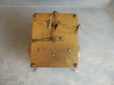 Perrivale Clock Movement - Spares or Repair - Vintage
