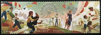 2019 Scott #5401-5404 - Forever - STATE & COUNTY FAIRS - Strip of 4 Stamps