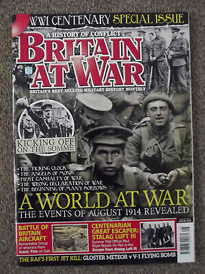 BRITAIN AT WAR magazine/Issue 148/Aug 2019/Military History