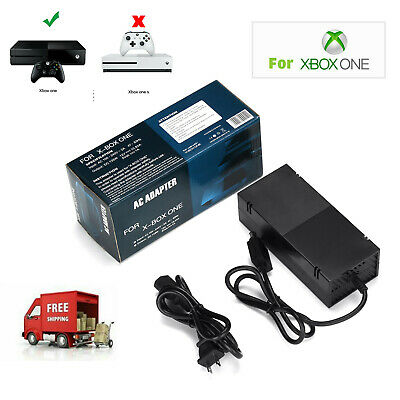 AC Power Supply Brick Charger Adapter Cable Cord for Microsoft Xbox One Console