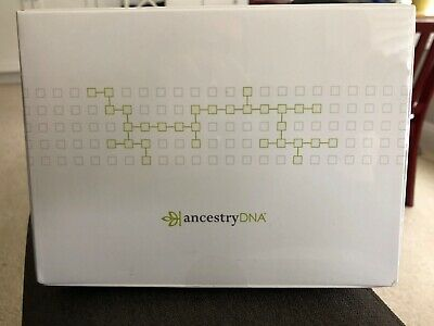 Ancestry DNA, Genetic Testing - DNA Test Kit, Original, New Sealed