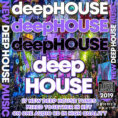 Deep House Summer 2019 NEW MUSIC MIXED CD DJ IBIZA VOCAL DEEP HOUSE DANCE CLUB