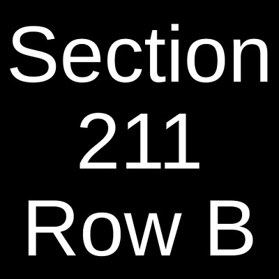 2 Tickets Chris Brown, Tory Lanez, Ty Dolla Sign & Joyner Lucas 10/12/19