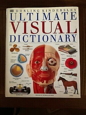Ultimate Visual Dictionary -- First 1st Ameri... by Kindersley, Dorling Hardback