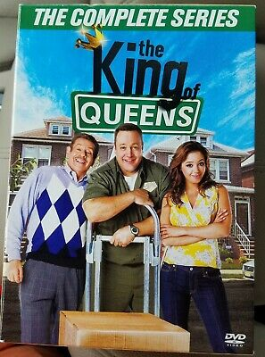 King of Queens -The Complete Series (DVD, 2011, 27-Disc Set) Opened Never Played