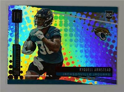 2019 Panini Unparalleled Base RC #261 Ryquell Armstead