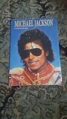 Michael Jackson Unofficial Calender 2010 MJ Collectable New Unopened King of Pop