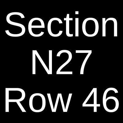 3 Tickets Utah Utes vs. Northern Illinois Huskies Football 9/7/19
