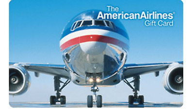 $200 american airlines gift card