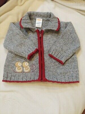 Gymboree Boys Size 3-6 Months Sweater