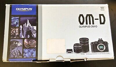 Olympus OM-D E-M5 mirrorless, Top camera with great accessories