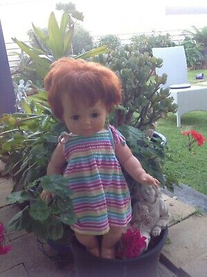 COLLECTABLE 22in 70s BABY CRISSY Doll Geelong EchucaKyabram Shepparton P/up Also
