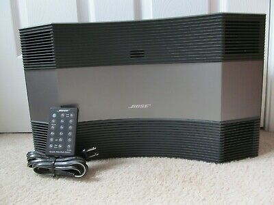 Bose Acoustic Wave Music System-CD3000 AM/FM CD Player with remote