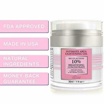 Intimate Skin Lightening Gel for Body Face, Bikini and Sensitive Areas Whitening