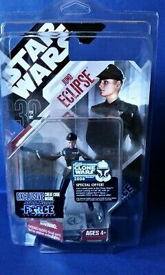 STAR WARS - JUNO ECLIPSE - force unleashed - 30th ANNIVERSARY -case fresh + case
