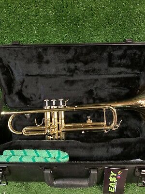 Bach Aristocrat TR600 Trumpet ##205569 Great For Young Musicians