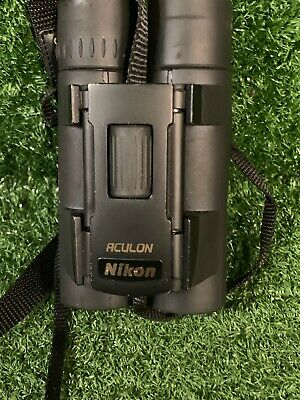 Nikon Aculon A30 Sport Optics Binoculars 10x25 Black ##204960