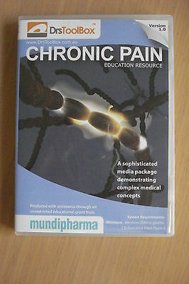 - Chronic Pain - Medical Resource [Pc Cd-Rom] Aussie Seller (Dr's Tool Box)