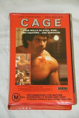 Cage - Palace - Vhs